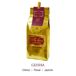 Geisha – Atributos