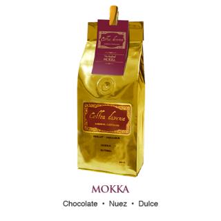 Mokka – Atributos