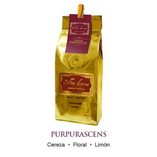 Purpurascens – Atributos