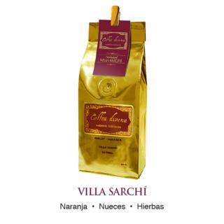 Villa Sarchí – Atributos
